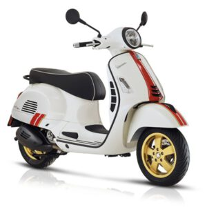 Vespa GTS Super 125/300 Racing Sixties